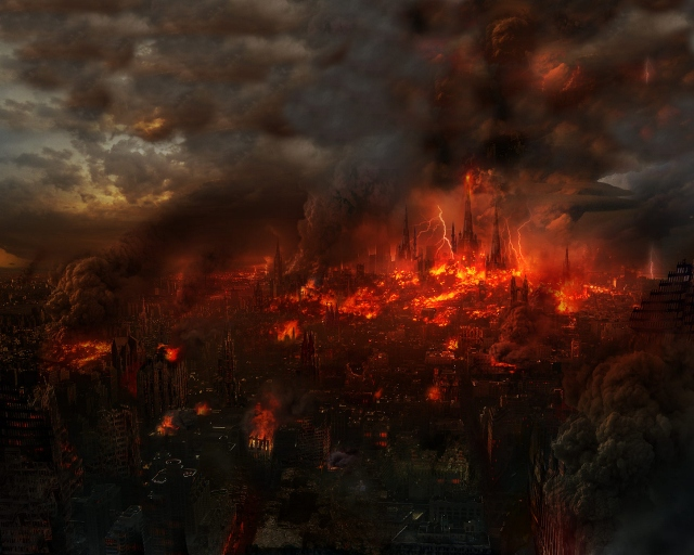 end-of-the-world-a-city-on-fire