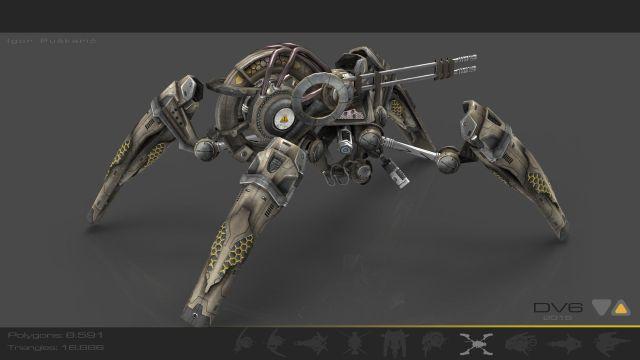 gundrone3