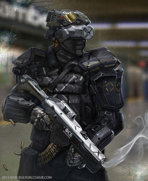 7cc80de2cc5d8e7704f459905fd47706-sci-fi-armor-future-soldier